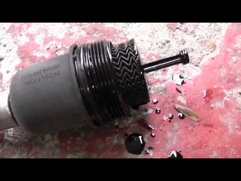 How To: Change The Oil & Filter On A Citroen C2