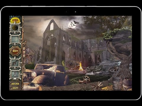 The Haunting - Free Hidden Object Games by PlayHOG