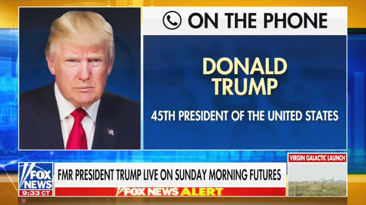 Trump CONFIRMS 2024, Claims Assassination in Sick Fox Interview