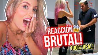 SORPRESA A MI NOVIO!! ME TATUÉ SU NOMBRE!!😱 100% REAL!   Katie Angel