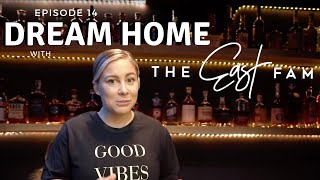 surprise man cave makeover *epic* | the east family