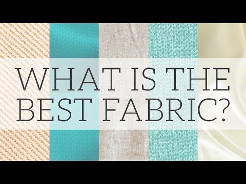 Pros & Cons of Common Fabrics | Fibres & Fabrics Part 1