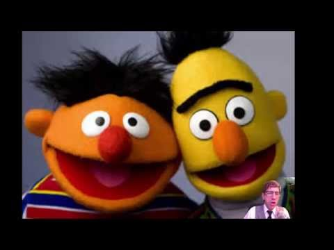 Bert and Ernie Sing