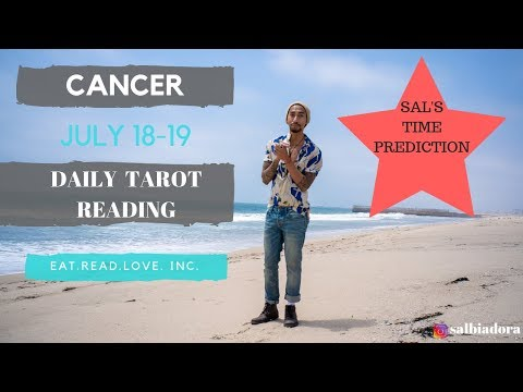 CANCER: THEY'VE GOT YOU FEELING STUCK! YOU CAN BREAK FREE!!! JULY