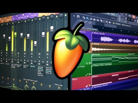 FL Studio 12 - How To Make Beats Using Vocal Samples (Review/Tutorial)