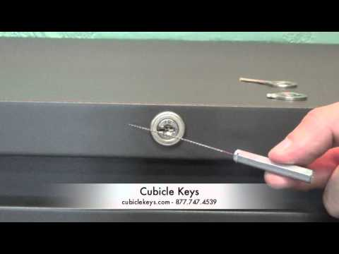 How-to remove a broken key from a lock.