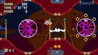 Sonic mania speedrun : Titanic Monarch 1 as Tails 1