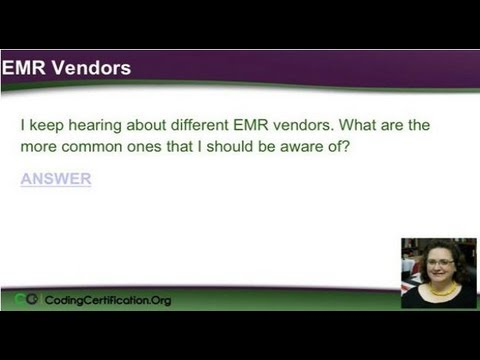HCC Coding Examples — Common EMR Vendors