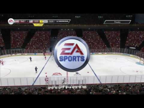 NHL 15 Ideas: CPU Penalties & Tall Goalies (NHL 14 gameplay)
