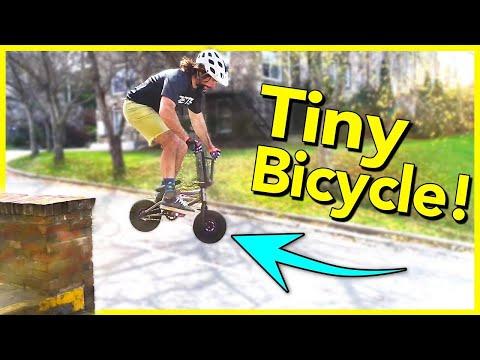 ROCKER MINI BIKE MAYHEM!! - Rocker Mini BMX Torture Test