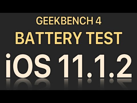iOS 11.1.2 Battery Life test : Has it improved over iOS 11.1.1 and iOS 11.1