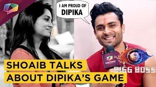 Shoaib Ibrahim On Dipika Kakar's Game | Talks About Sreesanth's Comment & More | Bigg Boss 12