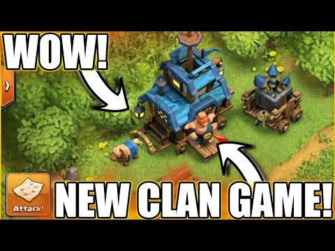 NEW CLAN GAMES FEATURE COMING IN CLASH OF CLANS | NEW CLAN GAMES STYLE