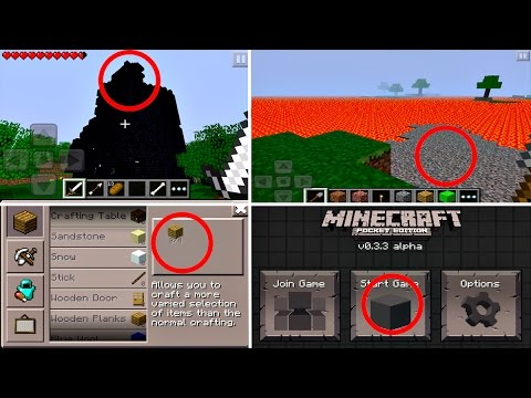 10 Things Only Old Minecraft PE Players Will Remember (Minecraft Pocket Edition)