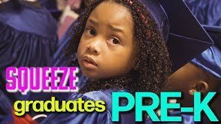 Squeeze Graduates From Pre-K   Bearded Daddy Vlog Life Ep 97