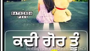 sorry by meenu singh 2018 new punjabi song
