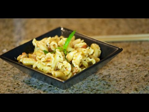 How To Make Campanelle Pomodoro