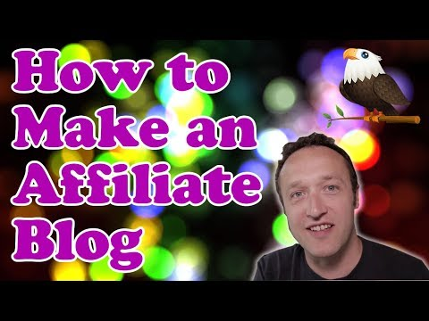 How to make an AFFILIATE MARKETING BLOG website with WordPress without a Premium Plugin or Theme