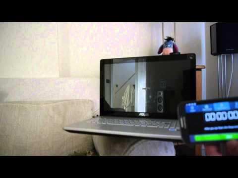 Asus N550JK Laptop Fast Windows 8 Boot Time