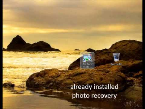 how to recover deleted photos from sd card in mobile phone
