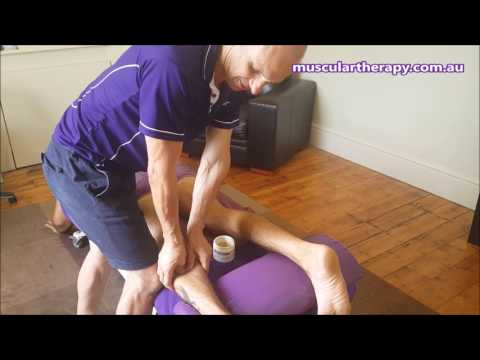 Chronic Calf Pain Treatment | Melbourne Muscular Therapies