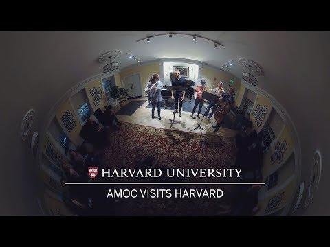 American Modern Opera Company Visits Harvard