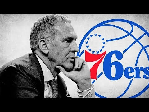 76ers GM Used Fake Twitter Accounts to Diss Players!