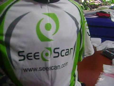 Seescan Bike jersey by Bikingthings