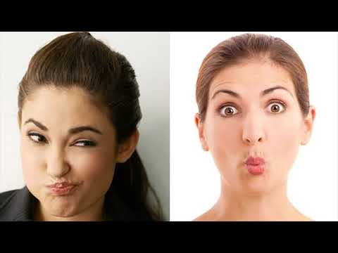 Effective Way To Get Rid Of Fat Around The Neck Is Mouth Exercise- How To Do