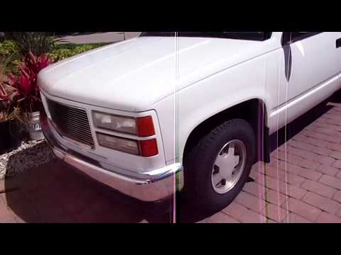 1994 GMC C1500 - 24 years old today!