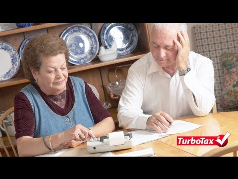 Do Social Security Income Recipients Pay Income Taxes? TurboTax Tax Tip Video