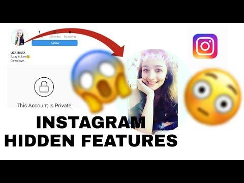 Instagram Hidden Features|zoom profile photo|Instagram hacks
