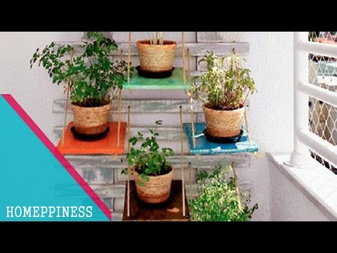(MUST LOOK) 25+ Amazing Small Balcony Garden Ideas For Your Apartment