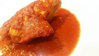 Cocinar Pollo En Guisado De Guajillo (fácil Y Sencillo)