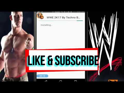 how to download wwe 2k17 for android