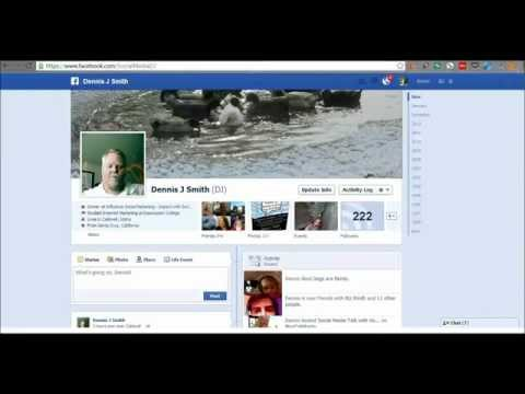 How-to Assign a Facebook URL Username for your Facebook Fan Page