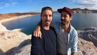 Recording at Lake Powell - Behind The Scenes