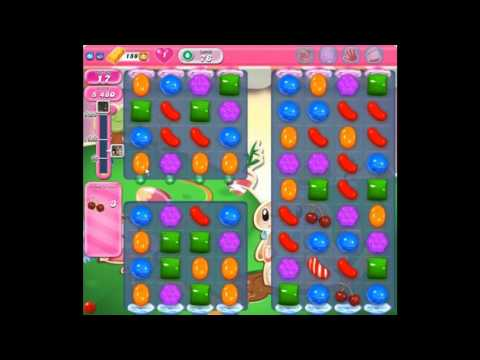 Candy Crush Saga Level 76 NO BOOSTER