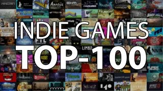 Top 100: Best Indie Games of all time in 8 minutes / Лучшие инди игры