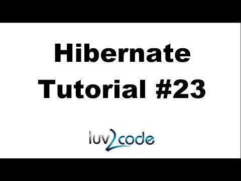 Hibernate Tutorial #23 - Update Objects - Write Some Code