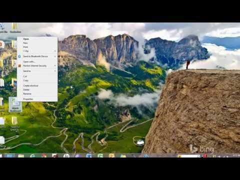 Microsoft Windows 8,8.1 Right Click Delay Problem :: Solved