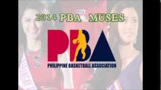 2014 PBA Muses List