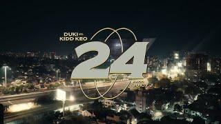 24 - DUKI x Kidd Keo ft. Juicy J (Video Oficial)   24