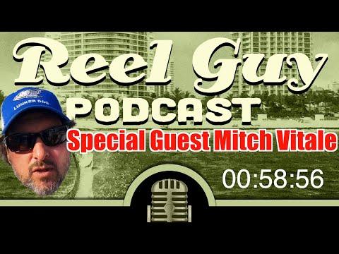 Fishing Podcast - Mitchell Vitale