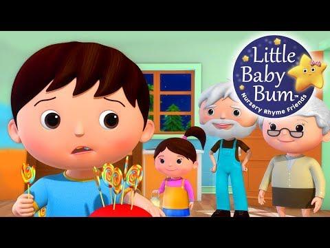 Johny Johny Yes Papa | Part 4 | Grandparents Version | Nursery Rhymes | By LittleBabyBum!