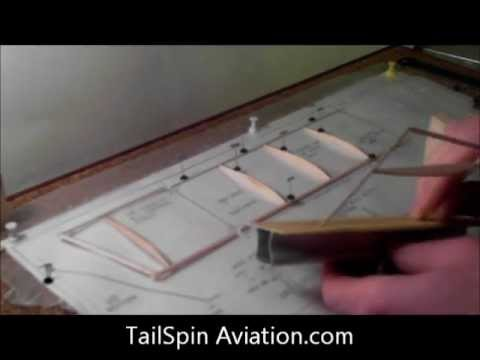 How to Build a Rubber Powered Model Airplane Part 2