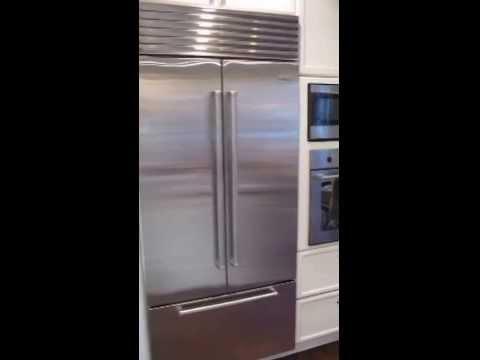 Sub-Zero French Door refrigerator review