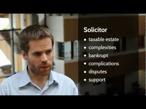 Do I need a solicitor for probate?