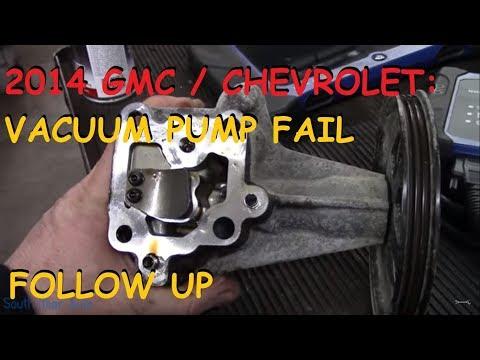 2014 - Current GMC / Chevrolet : Hard Brake Pedal - FOLLOW UP