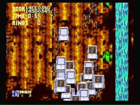 Breaking Sonic 3 & Knuckles - Angel Island Zone